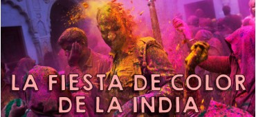 Holi: el Festival de Color de la India